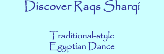 Discover  Traditional-style Egyptian Dance